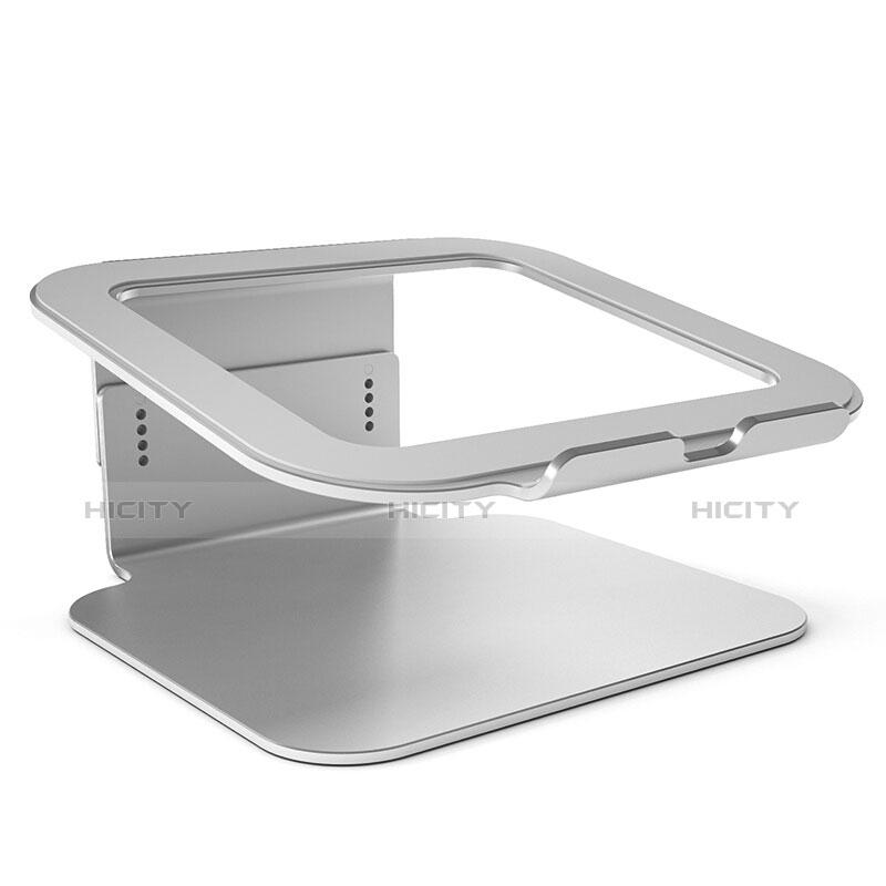 Supporto Computer Sostegnotile Notebook Universale S09 per Apple MacBook Pro 13 pollici Argento