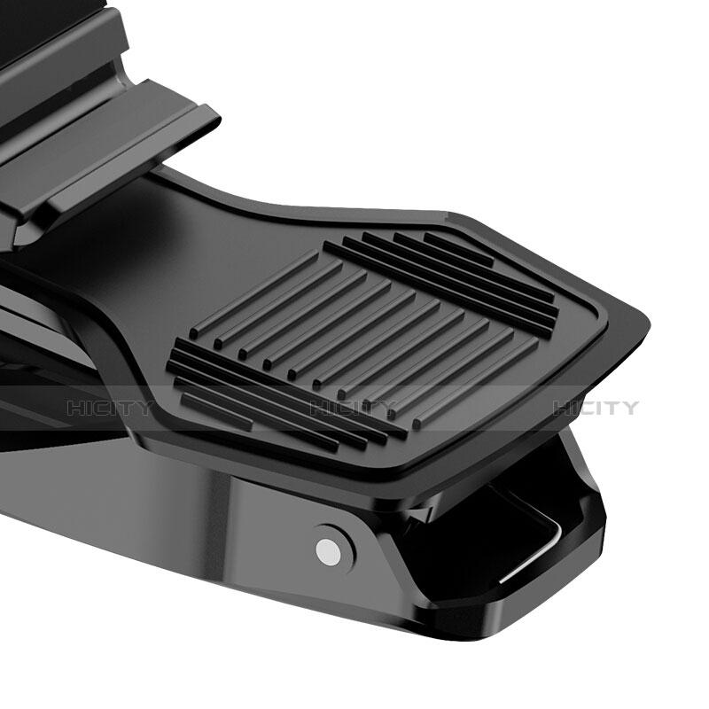 Supporto Sostegno Cellulari Con Ventosa Da Auto Universale T03 Nero