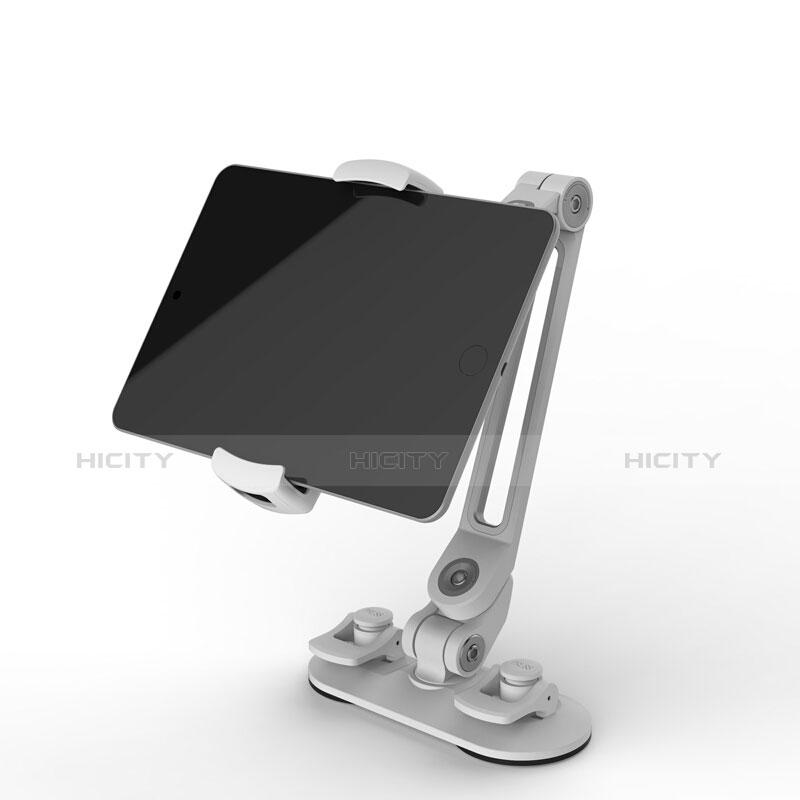 Supporto Tablet PC Flessibile Sostegno Tablet Universale H02 per Xiaomi Mi Pad 4 Bianco