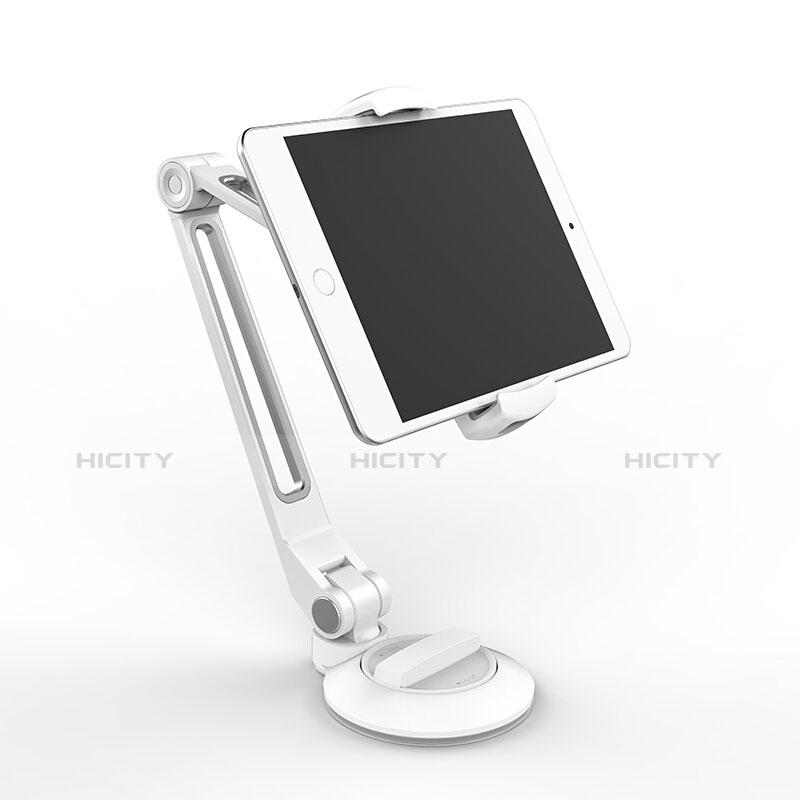 Supporto Tablet PC Flessibile Sostegno Tablet Universale H04 per Apple iPad Pro 11 (2020) Bianco