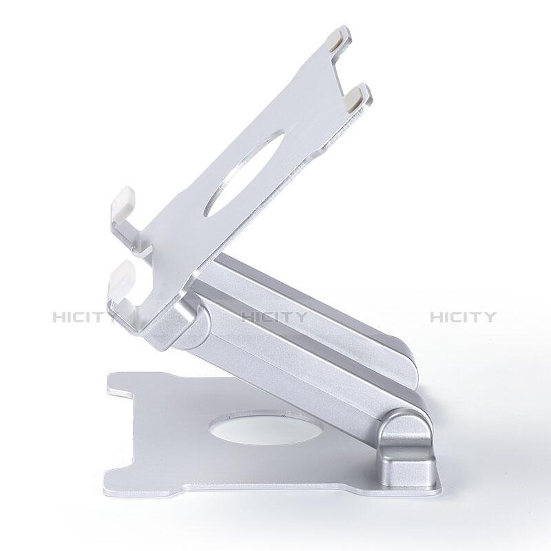 Supporto Tablet PC Flessibile Sostegno Tablet Universale H09 per Xiaomi Mi Pad 4 Bianco