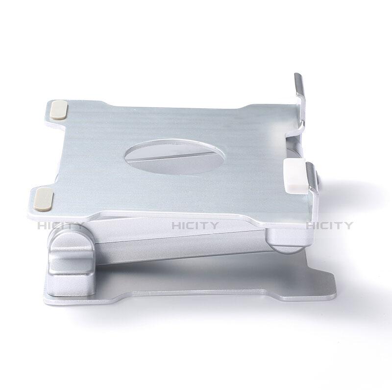 Supporto Tablet PC Flessibile Sostegno Tablet Universale H09 per Xiaomi Mi Pad Bianco