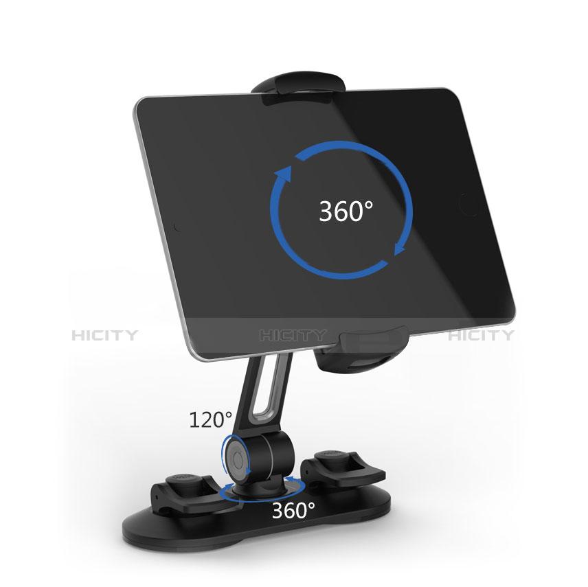 Supporto Tablet PC Flessibile Sostegno Tablet Universale H11 per Apple New iPad 9.7 (2018) Nero