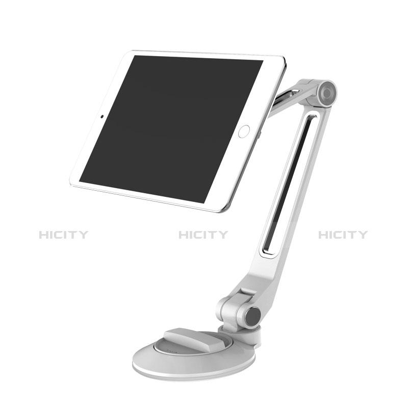 Supporto Tablet PC Flessibile Sostegno Tablet Universale H14 per Xiaomi Mi Pad 4 Bianco