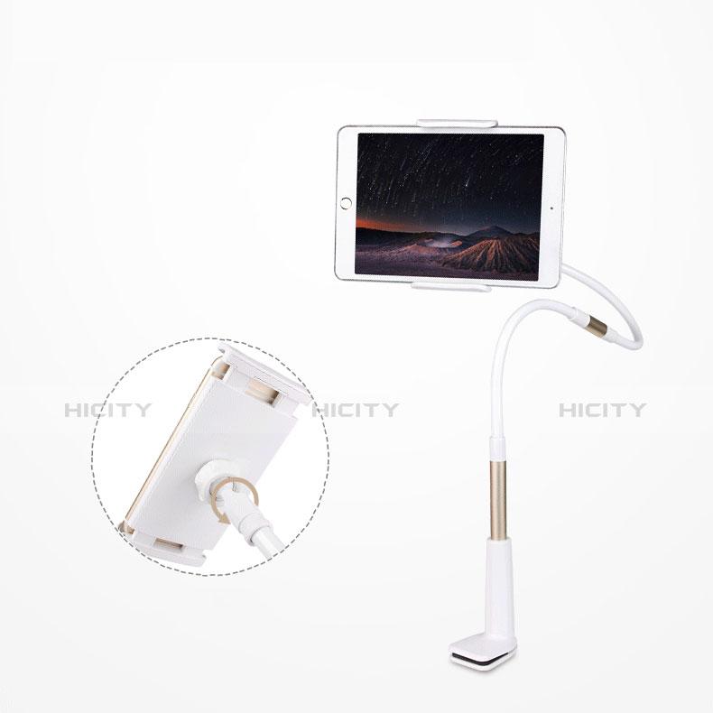 Supporto Tablet PC Flessibile Sostegno Tablet Universale T30 per Apple iPad 2 Bianco