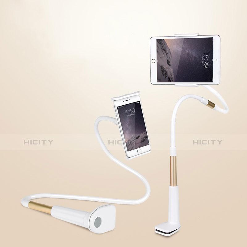 Supporto Tablet PC Flessibile Sostegno Tablet Universale T30 per Xiaomi Mi Pad 4 Bianco