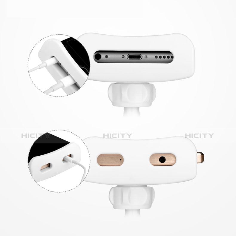Supporto Tablet PC Flessibile Sostegno Tablet Universale T30 per Xiaomi Mi Pad 4 Plus 10.1 Bianco