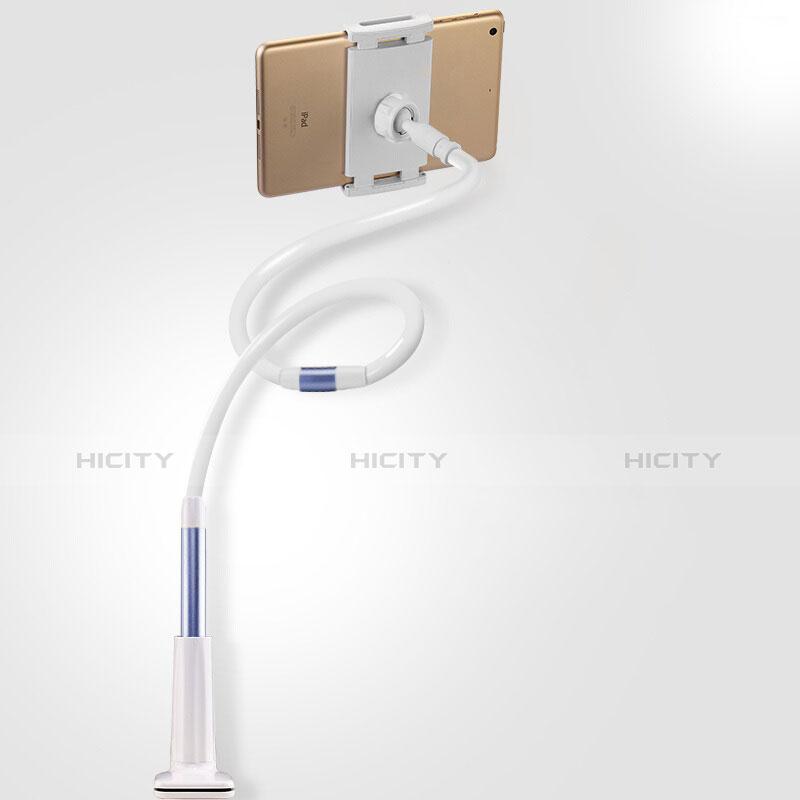 Supporto Tablet PC Flessibile Sostegno Tablet Universale T33 per Apple iPad 4 Cielo Blu