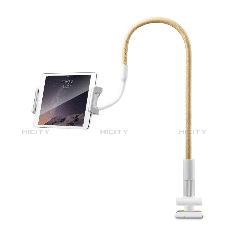 Supporto Tablet PC Flessibile Sostegno Tablet Universale T34 per Apple iPad 4 Giallo