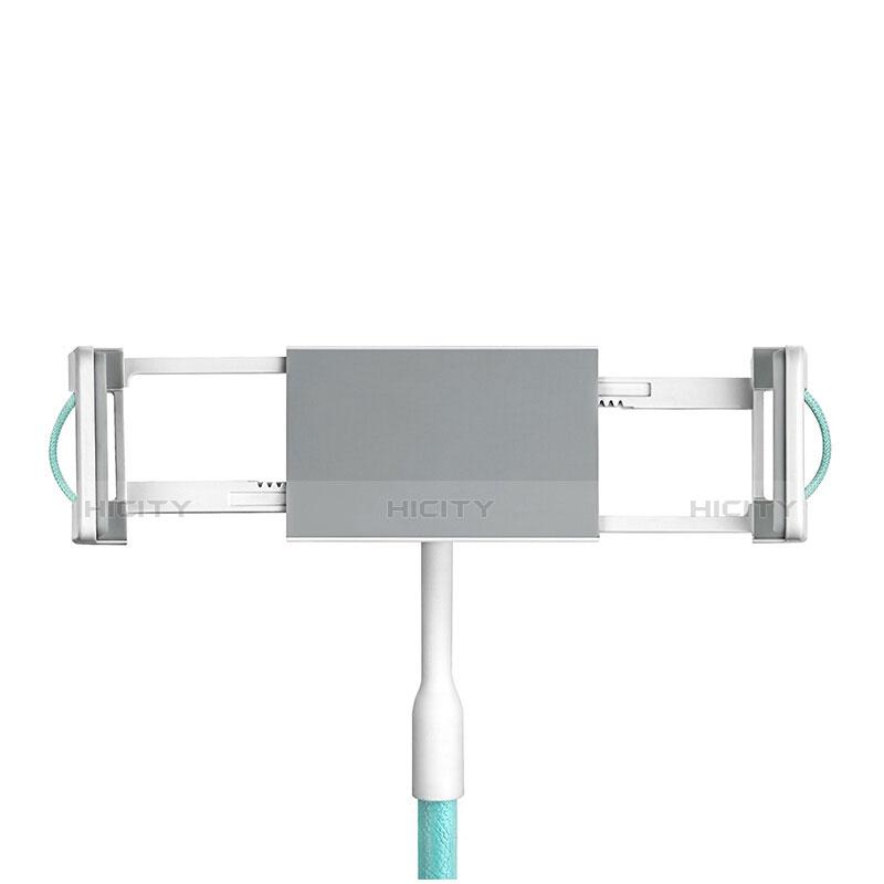 Supporto Tablet PC Flessibile Sostegno Tablet Universale T34 per Xiaomi Mi Pad 4 Plus 10.1 Verde