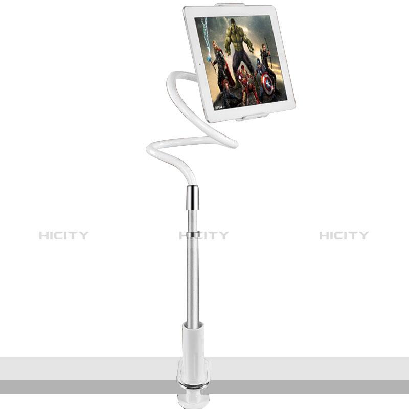 Supporto Tablet PC Flessibile Sostegno Tablet Universale T36 per Apple iPad 2 Argento
