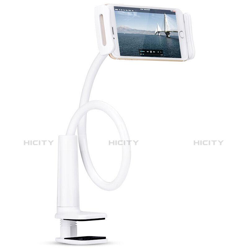 Supporto Tablet PC Flessibile Sostegno Tablet Universale T38 per Apple iPad 2 Bianco