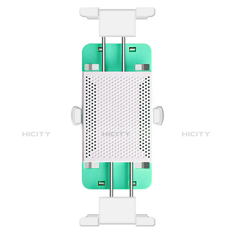 Supporto Tablet PC Flessibile Sostegno Tablet Universale T40 per Apple iPad 3 Bianco