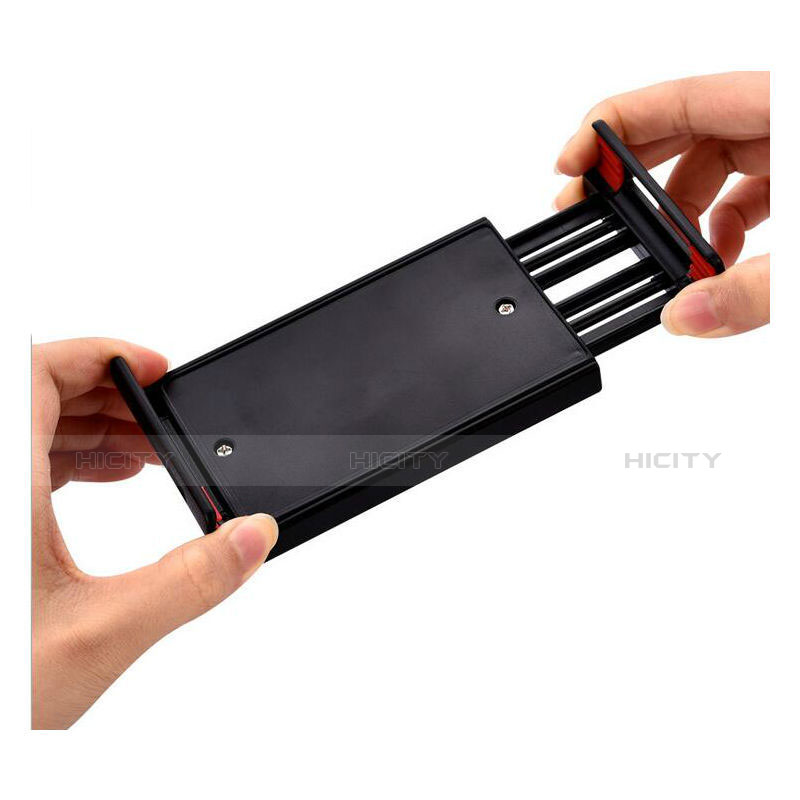 Supporto Tablet PC Flessibile Sostegno Tablet Universale T42 per Apple iPad 4 Nero