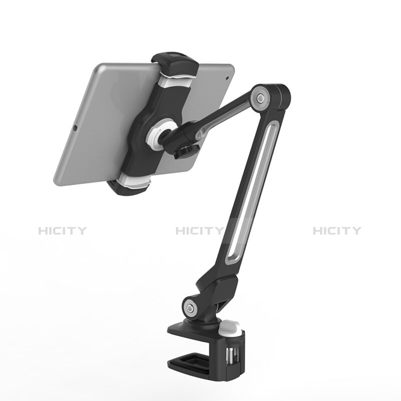 Supporto Tablet PC Flessibile Sostegno Tablet Universale T43 per Xiaomi Mi Pad 4 Plus 10.1 Nero