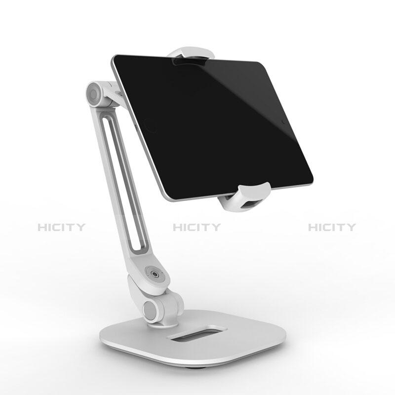 Supporto Tablet PC Flessibile Sostegno Tablet Universale T44 per Xiaomi Mi Pad 4 Plus 10.1 Argento
