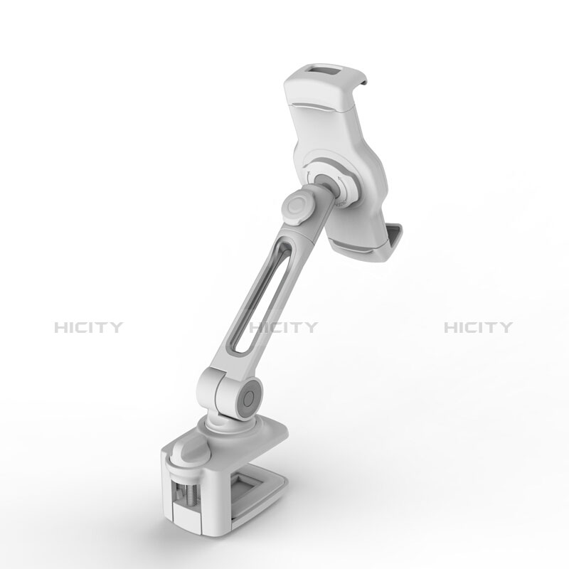 Supporto Tablet PC Flessibile Sostegno Tablet Universale T45 per Apple iPad 2 Argento