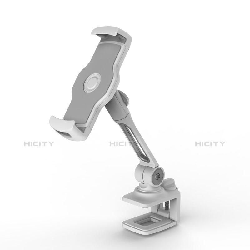 Supporto Tablet PC Flessibile Sostegno Tablet Universale T45 per Apple iPad 4 Argento