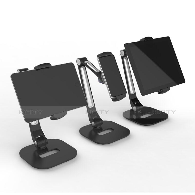 Supporto Tablet PC Flessibile Sostegno Tablet Universale T46 per Xiaomi Mi Pad 4 Plus 10.1 Nero