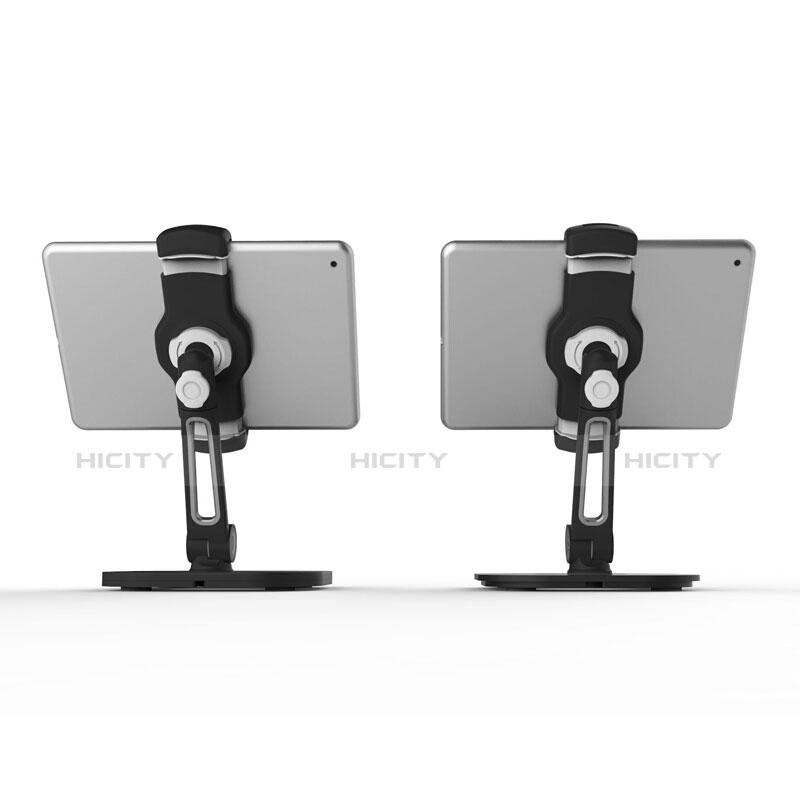 Supporto Tablet PC Flessibile Sostegno Tablet Universale T47 per Apple iPad Mini 4 Nero