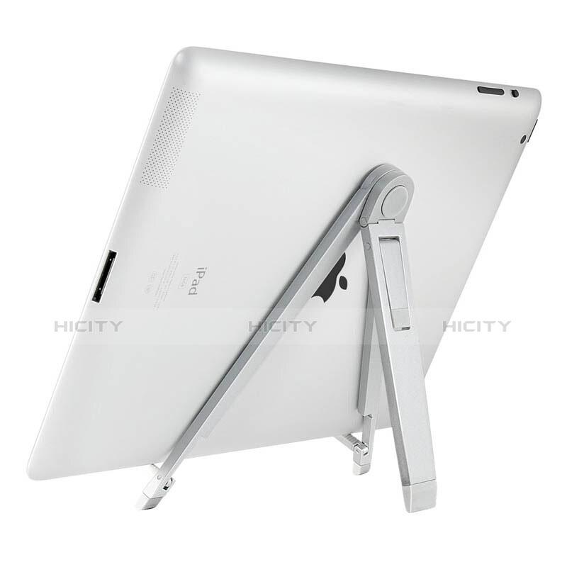 Supporto Tablet PC Sostegno Tablet Universale per Apple iPad 3 Argento
