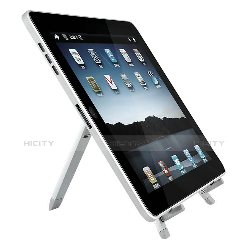 Supporto Tablet PC Sostegno Tablet Universale per Huawei MatePad 10.4 Argento