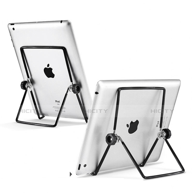 Supporto Tablet PC Sostegno Tablet Universale T20 per Apple iPad 2 Nero
