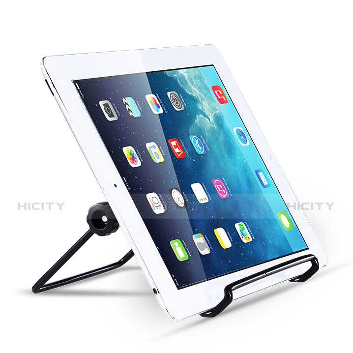 Supporto Tablet PC Sostegno Tablet Universale T20 per Apple iPad Air Nero