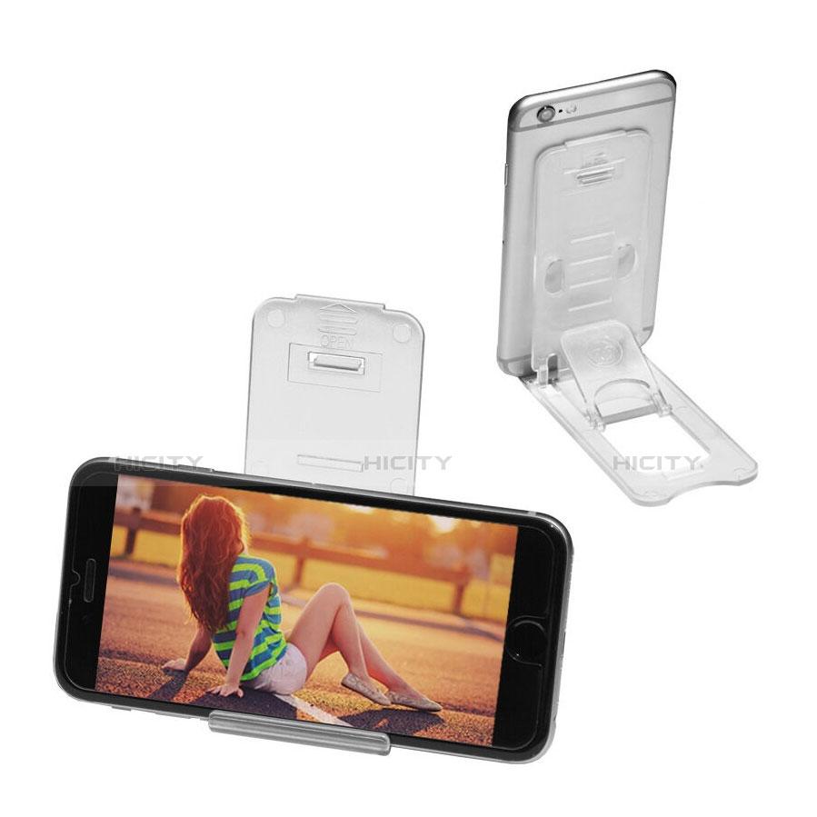 Supporto Tablet PC Sostegno Tablet Universale T22 per Apple iPad 3 Chiaro