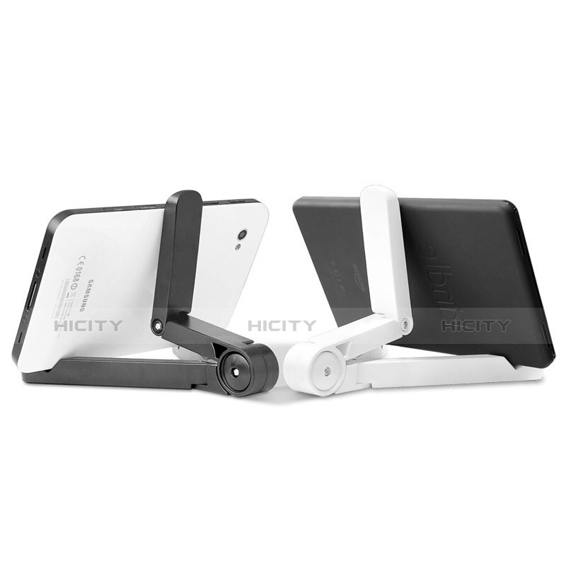 Supporto Tablet PC Sostegno Tablet Universale T23 per Apple iPad 2 Nero