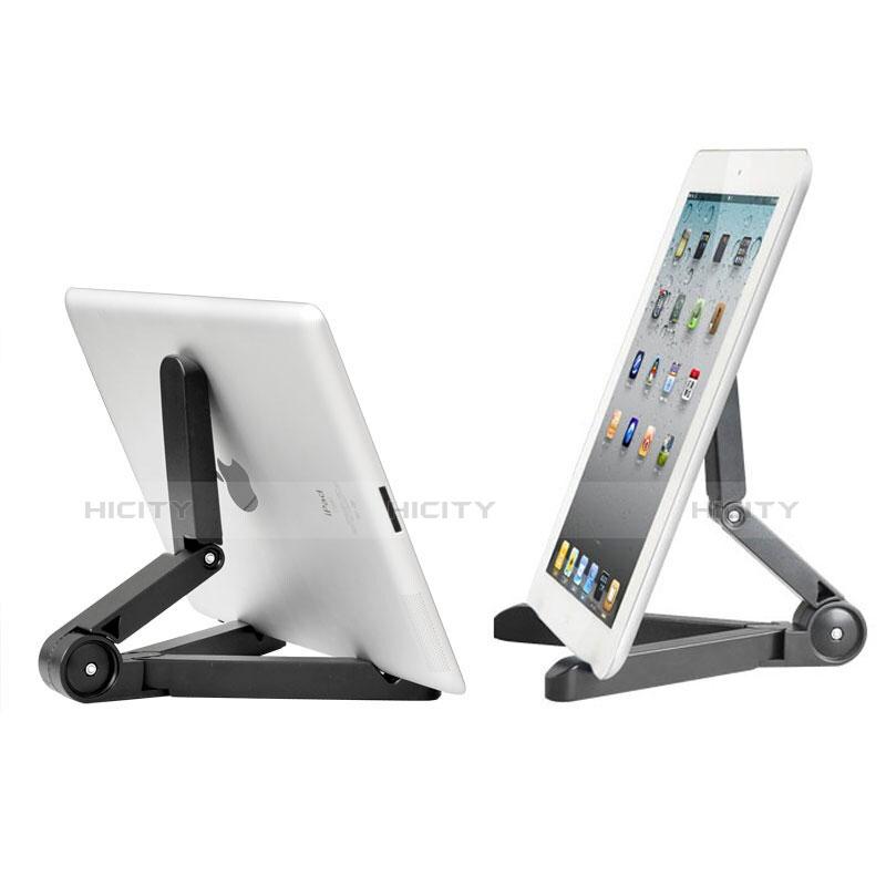 Supporto Tablet PC Sostegno Tablet Universale T23 per Apple iPad 3 Nero