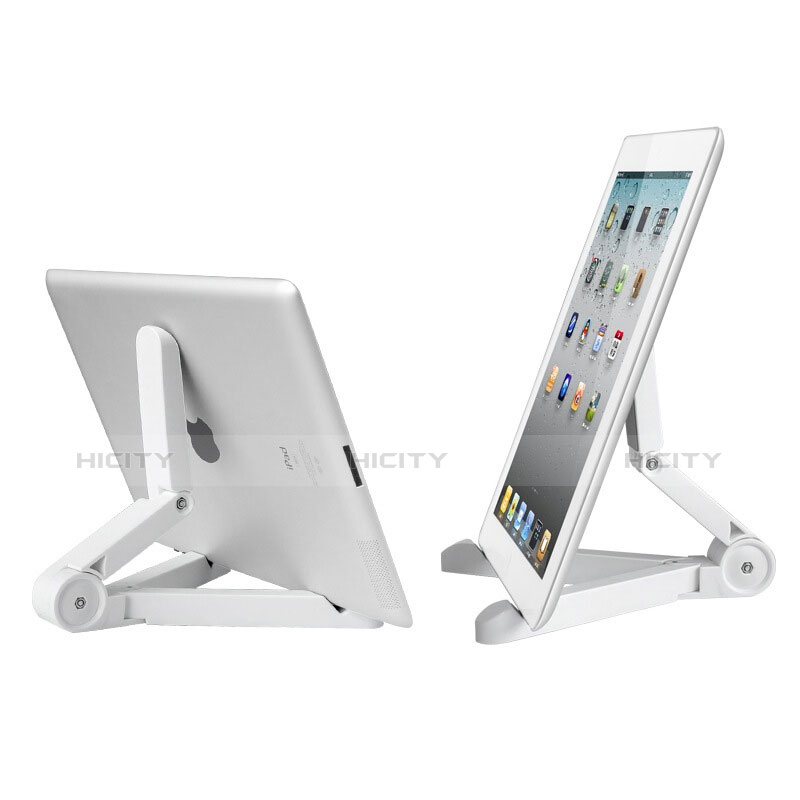 Supporto Tablet PC Sostegno Tablet Universale T23 per Huawei MatePad 10.4 Bianco