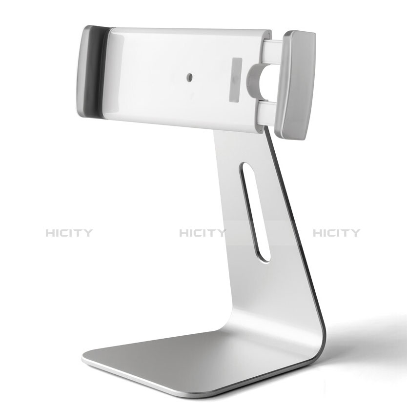 Supporto Tablet PC Sostegno Tablet Universale T24 per Huawei MatePad 10.4 Argento