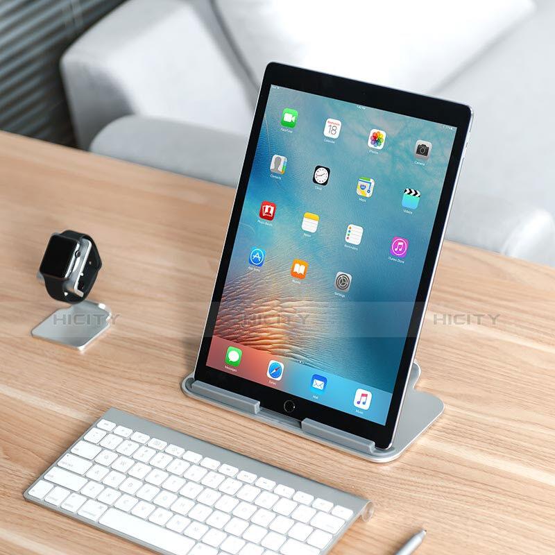 Supporto Tablet PC Sostegno Tablet Universale T25 per Apple iPad 3 Argento