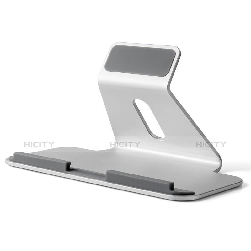 Supporto Tablet PC Sostegno Tablet Universale T25 per Xiaomi Mi Pad 4 Argento