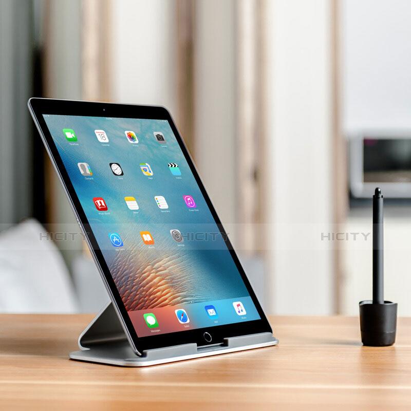 Supporto Tablet PC Sostegno Tablet Universale T25 per Xiaomi Mi Pad 4 Plus 10.1 Argento