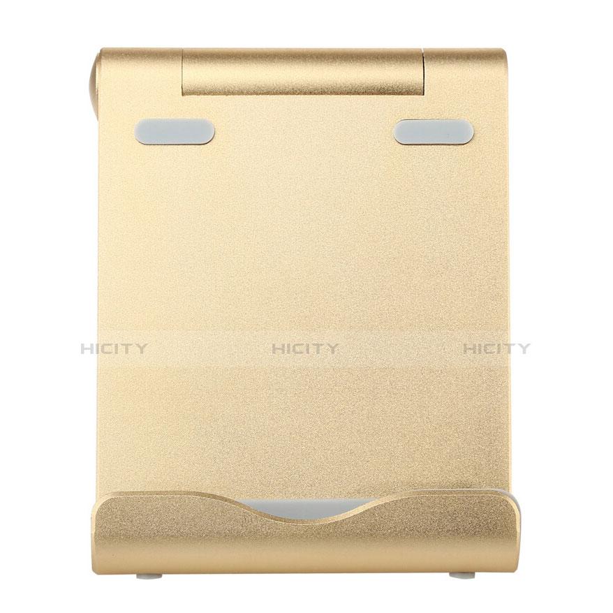 Supporto Tablet PC Sostegno Tablet Universale T27 per Xiaomi Mi Pad 4 Oro