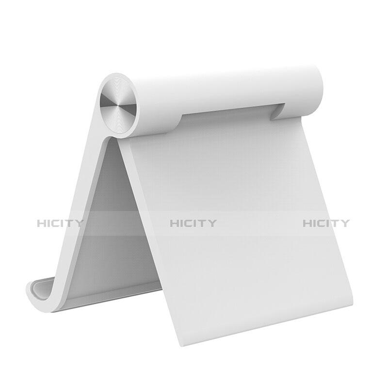 Supporto Tablet PC Sostegno Tablet Universale T28 per Apple iPad 4 Bianco