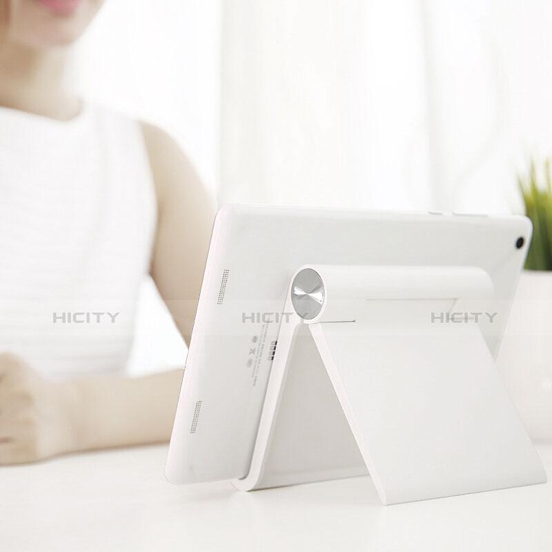 Supporto Tablet PC Sostegno Tablet Universale T28 per Xiaomi Mi Pad 4 Bianco