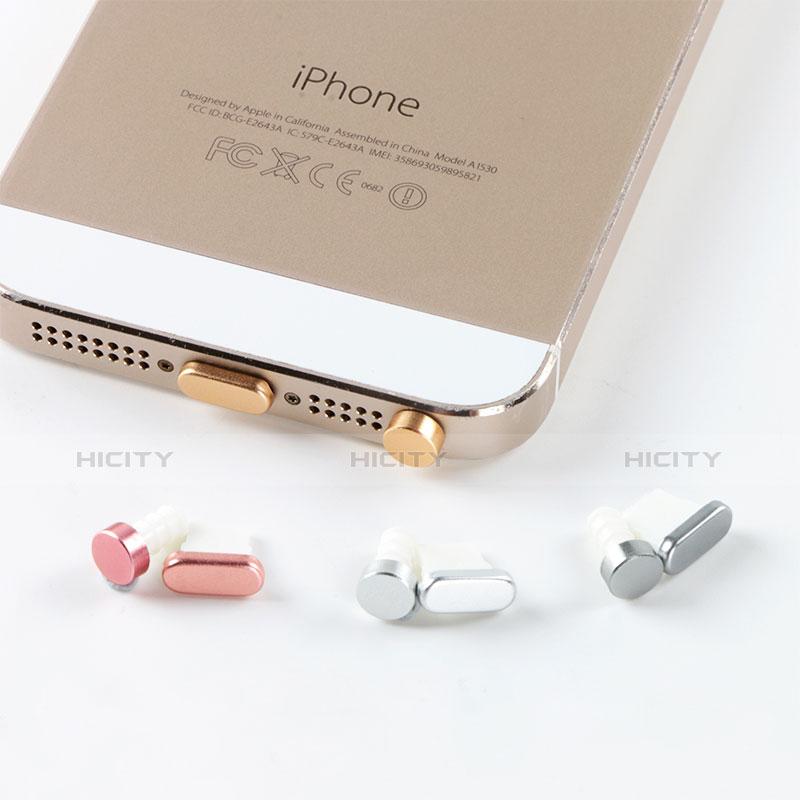 Tappi Antipolvere Anti-dust Lightning USB Jack Antipolvere J05 per Apple iPhone 11 Oro