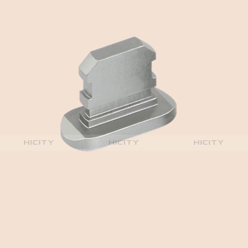 Tappi Antipolvere Anti-dust Lightning USB Jack Antipolvere J06 per Apple iPhone 11 Grigio